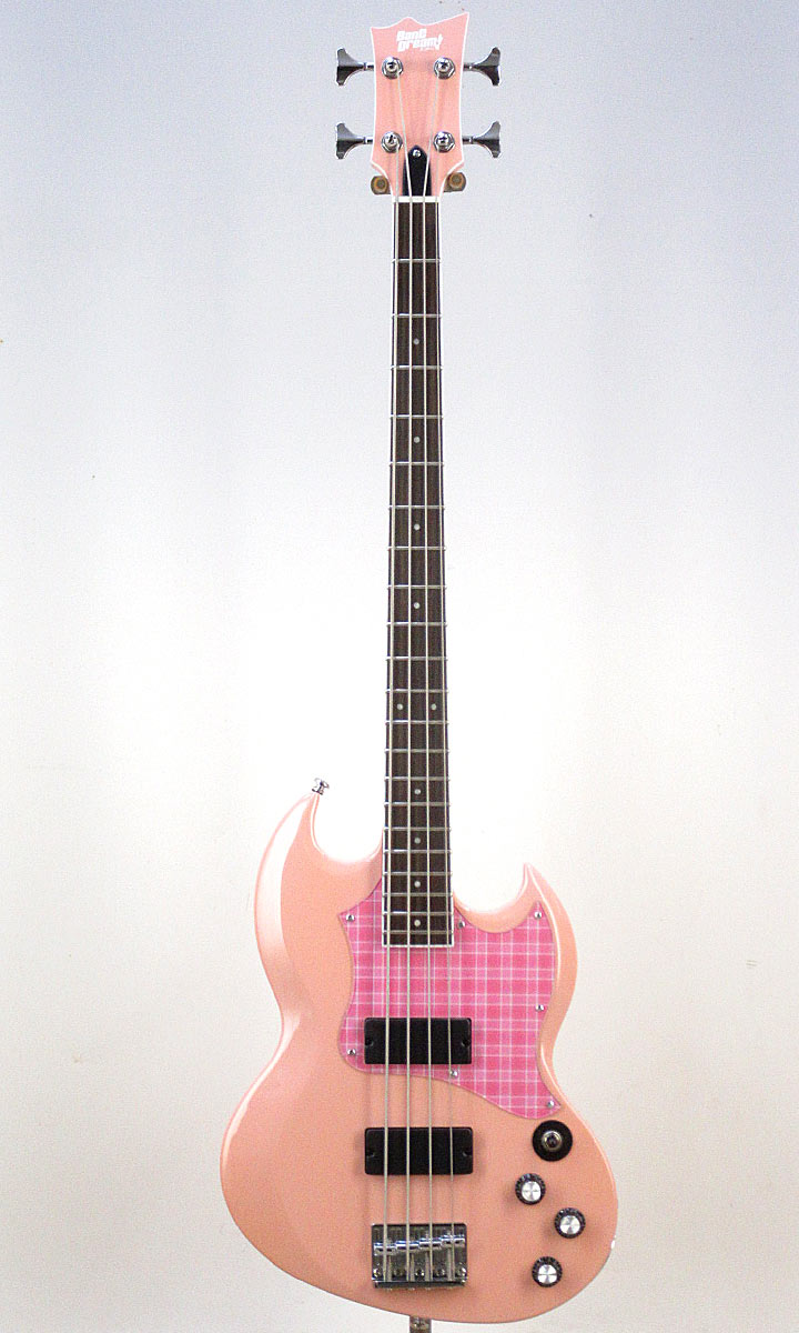 BanG Dream! ESP×バンドリ! Collaboration Series Rimi Ushigome Signature Model BanG Dream! VIPER BASS Rimi (Rimi Pink)【次回2018年1月頃入荷予定・ご予約受付中!】