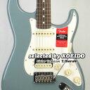 Fender Mexico(フェンダー)Jimi Hendrix Stratocaster Black