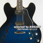 GibsonES-335DotBluesburst