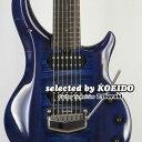 【New】Musicman JP Majesty Monarchy7 Imperial Blue(selected by KOEIDO)店長厳選、命を持つマジェスティ、別格の7弦!