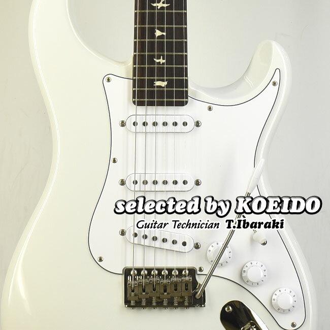 ギター, エレキギター Paul Reed Smith John Mayer Silver Sky J2 Frost 2020(selected by KOEIDO)GO KIT