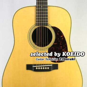 C.F.Martin HD-28V(selected by KOEIDO)店長厳選、生きた別格のHD28V!マーチン
