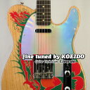 Fender MEXICO Jimmy Page Telecaster(fine tuned by KOEIDO) 【レビュー特典付き!】★ジミー・ペイジのあのテレキャスターを完全再現!