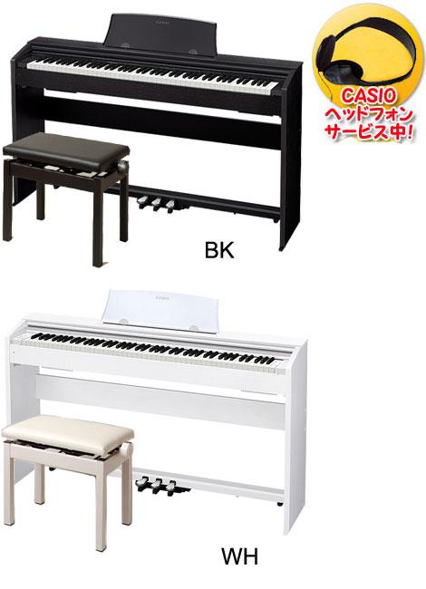 ピアノ・キーボード, 電子ピアノ CASIO PX-770 Privia