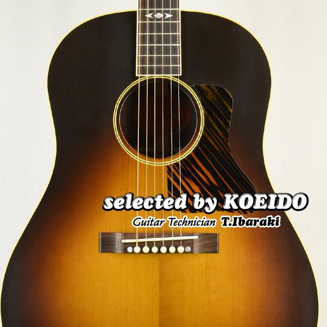 ギター, アコースティックギター NewGIBSON 1936 Advanced Jumbo Vintage Sunburst(selected by KOEIDO)CS