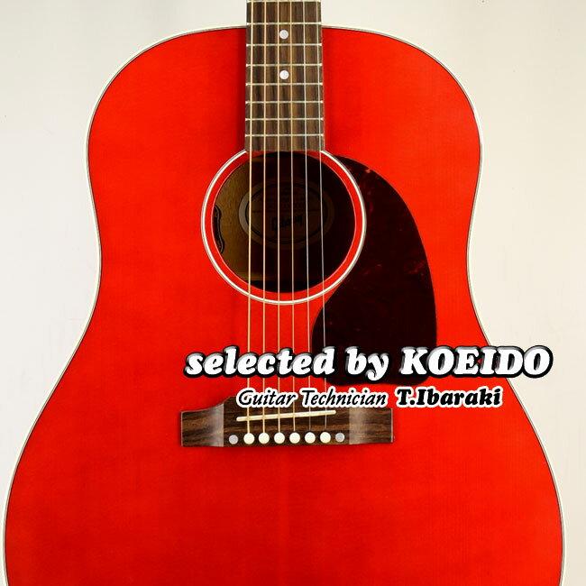 ギター, アコースティックギター NewGIBSON J-45 Standard 2021 Cherry(selected by KOEIDO)J-45