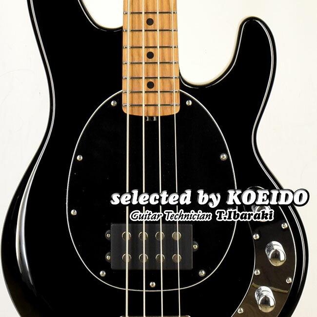 ベース, エレキベース NewMusicman StingRay Special H MN BLK(selected by KOEIDO)