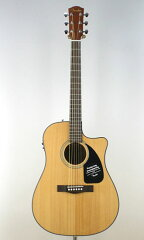 FenderAcousticsCD-60CEV2NAT【ストラップサービス】【ハードケース付!送料無料!】
