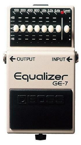 ギター用アクセサリー・パーツ, エフェクター BOSS GE-7 Equarizersmtb-tk