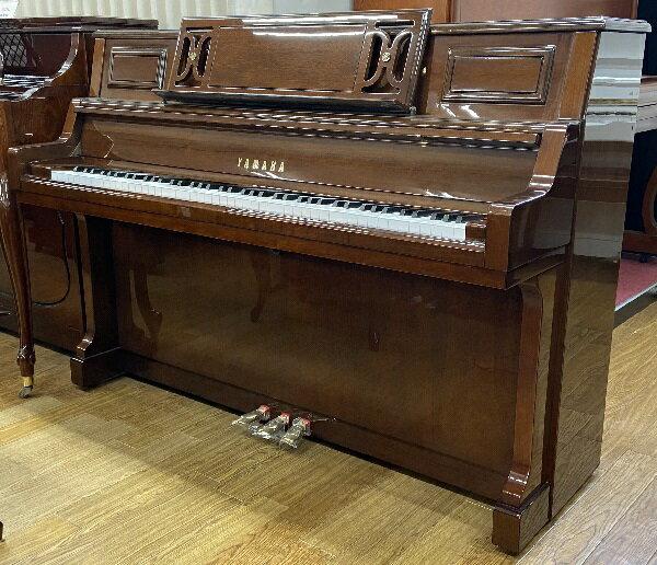 【おこのみレンタルピアノ】ヤマハ L101 (中古再調整品/新品同様)