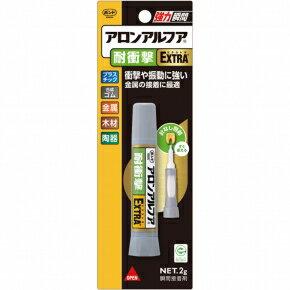 セロハンテープ・のり・接着剤, 瞬間接着剤  EXTRA 04656