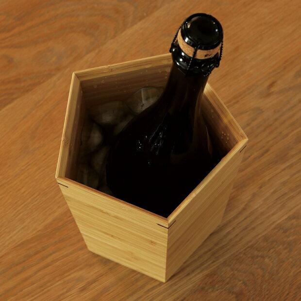 五角形ワインクーラー