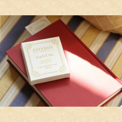 名刺入れ、お財布など、小さなスペースに香りをしのばせて。エステバン カードフレグランス ...