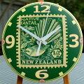 ニュージーランドデザインクロック・ファンテイル