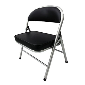 フォールディングミニチェア BK KOF18−4322 パイプイス 折りたたみパイプ椅子 ミーティングチェア 会議イス 会議椅子 パイプチェア パイプ椅子 コーナン【ラッキーシール対応】