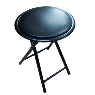 折りたたみスツール FS−003−BK パイプイス パイプ椅子 ミーティングチェア 会議イス 会議椅子 パイプチェア パイプ椅子 コーナン 折りたたみ コンパクト【ラッキーシール対応】