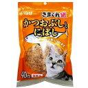 いなば きまぐれ猫 かつおぶしとにぼし 食品素材100%(40g)