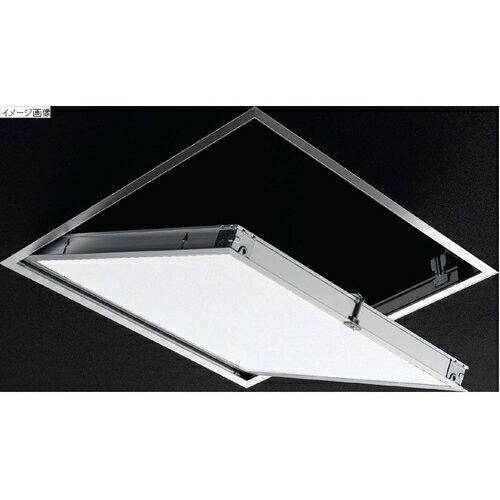 SPGSPG天井点検口450角白吊金具式ホワイト