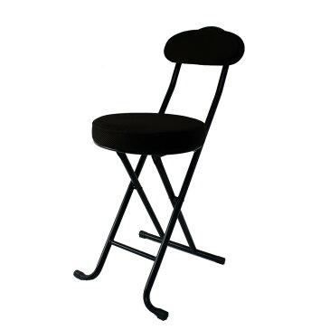 背付きFDチェアー BR/BK パイプイス パイプ椅子 ミーティングチェア 会議イス 会議椅子 パイプチェア パイプ椅子 コーナン 折りたたみ コンパクト【ラッキーシール対応】