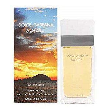 DOLCE&GABBANA(ドルチェ&ガッバーナ)『ライトブルー サンセット イン サリーナ』