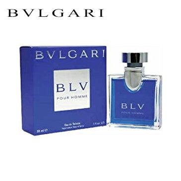 ブルガリ BVLGARI ブルー プールオム オードトワレ EDT SP 30ml メンズ 香水