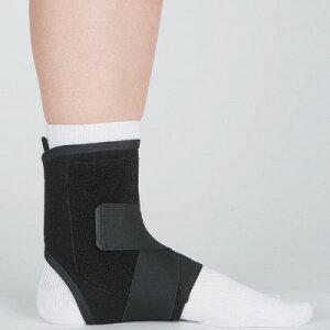 樹脂製のステーとゴムストラップで足関節をサポート日本シグマックス ファシリエイドサポータ...