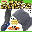 】ギプスの上からもはける『超のびのび靴下ハイソックスタイプ』新登場ゆったり大きい靴下(ゴム無し)1足(2枚入り)**メール便対応*日本製むくみのある方にもオススメギプスカバー特大靴下むくみギプス用靴下のびる靴下