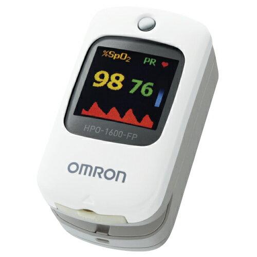オムロン パルスオキシメーター ●品番:HPO-1600-FP 血中酸素飽和度 血中酸素濃度計【05P05Dec15】:介護・健康用品相談  吉縁
