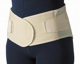 ベルト全体でサポートし、装着時の違和感を軽減します腰痛ベルトレスキュー帯【31dw03】【26dw03】