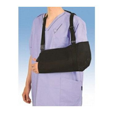 日本衛材 アームリーダー 大人用 カラー:黒 ブラック介護用品 腕吊り 骨折用 つり下げ キャスト用腕つり 成人 アームホルダー NE-663 05P05Dec15