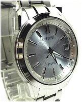 【対応】シチズンAS7030-52Aメンズ腕時計エコドライブ電波時計ソーラー