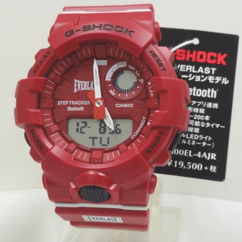 腕時計, メンズ腕時計 G-SHOCK G-SQUAD GBA-800EL-4AJR