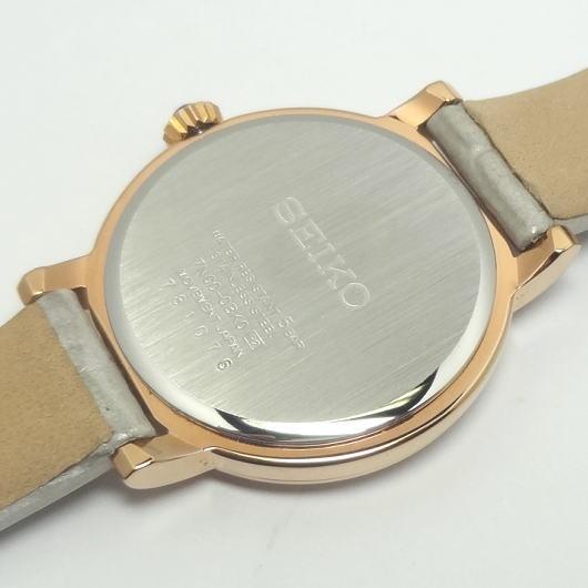 【あす楽対応】セイコー 日本未発売レディース SFQ812P1