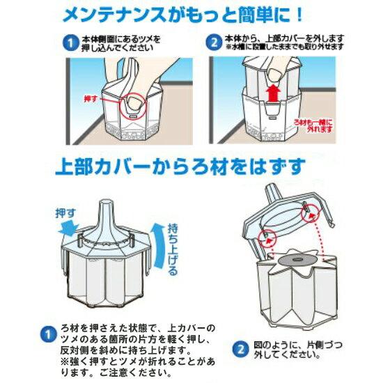 水作飼育セットコア ミニ 6点セット 1個【♭】