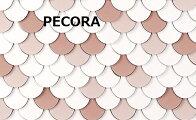 【ばら売り1個から】銀杏柄・鱗タイル・ペコラ【PECORA】【20個までなら送料350円】※代引きを除く。