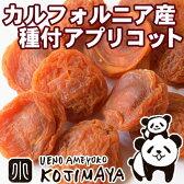 カルフォルニア産 種有りあんず(アプリコット) 《1kg》種周りの甘みの濃い所を味わえます♪杏の品揃えは日本一を誇る専門店です。砂糖不使用 ドライアプリコット ドライあんず 種付アプリコット あんず ドライフルーツ