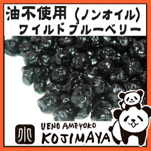 【ブルーベリー ドライブルーベリー ワイルドブルーベリー ドライフルーツ 果物 ノンオイル♪...