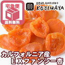 【宅急便送料無料】カルフォルニア産 EXファンシーあんず(アプリコット) 《500g》甘さ・酸味・香りのバランスに優れた杏です。杏の品揃えは日本一を誇る専門店です。砂糖不使用 ドライアプリコット ドライあんず あんず