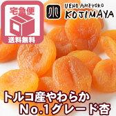 【宅急便送料無料】トルコ産 肉厚やわらかあんず(アプリコット) 《1kg》最高クラスのNo1グレードの杏を厳選仕入れ♪杏の品揃えは日本一を誇る専門店です。砂糖不使用 ドライアプリコット ドライあんず あんず ドライフルーツ