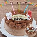 新商品【ガトーショコラ5号 キャラクターセット】誕生日ケーキ...