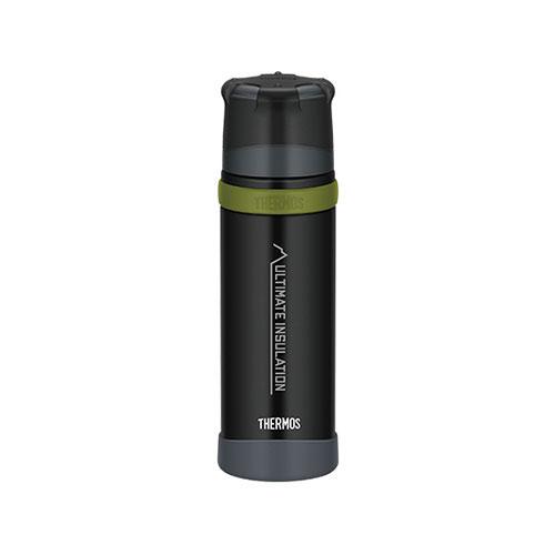 THERMOSサーモス 山専用 ステンレスボトルFFX-501[500ml]/マットブラック811700211