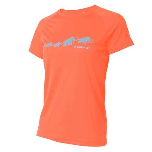 MAMMUT マムート QD AEGILITY T-Shirt Women 3218 レディース 1017-10071