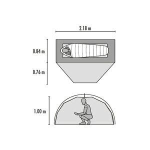 【ポイント5倍】エムエスアールMSRエリクサー1/グレー&グリーン品番:37031【送料無料】【2020/9/1614:00〜2020/9/1823:59】