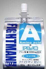 おいしくビタミン補給ファイトマンゼリービタミン補給 リンゴ味 180g 30個セット