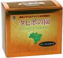 タヒボ茶インカ帝国で「神からの恵みの木」として飲み継がれたタヒボ茶。タヒボの園