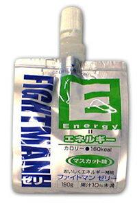 ファイトマンゼリー マスカット味 180g 30個セット
