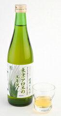 有機栽培された国内産キダチアロエ生葉100%東京アロエのエキス 500ml