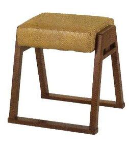 本堂用椅子背もたれなしふかふかタイプ(座高44cm)