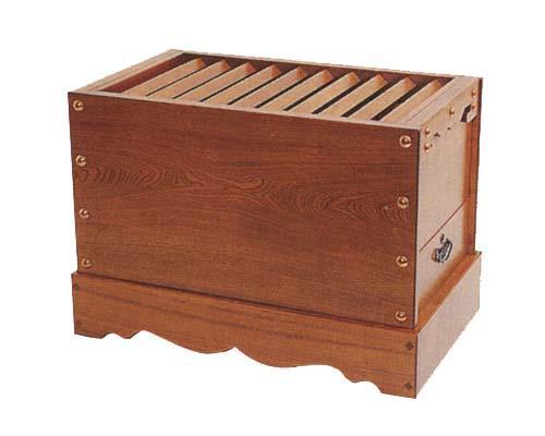 木製 賽銭箱 箱型栓製(せん/セン) 1尺2寸【製造元より直送/代引不可】:京都の仏具屋さん 香華堂