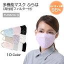 マスク 日本製 多機能UVマスク ふらはマスク(高性能フィルター20枚入り) 洗えるマスク 防寒 PM2.5 顔 寝るとき ピンク おしゃれ 小さめ 大きめ ウイルス 花粉症 対策 UVカットマスク (UPF50+) おやすみマスク 立体マスク 布マスク 就寝用 敏感肌 【送料無料】